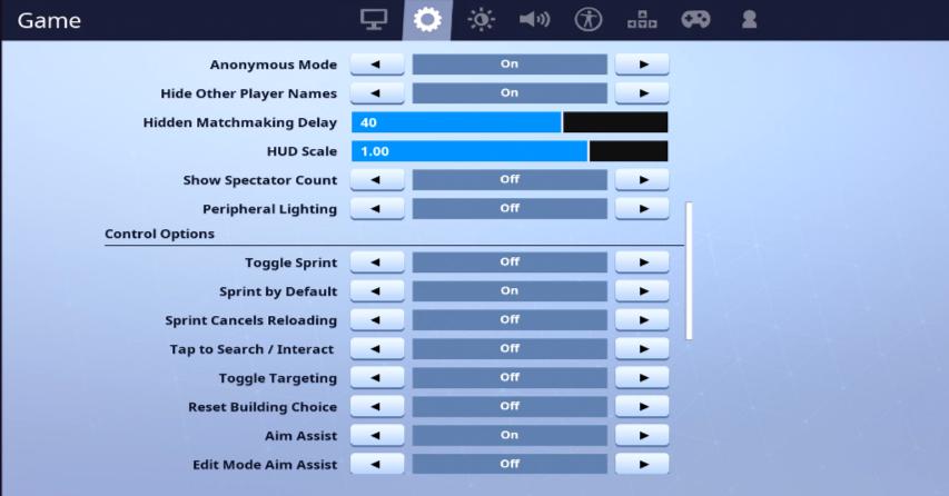 Ninja Fortnite Settings Amp Keybinds Updated March 2019