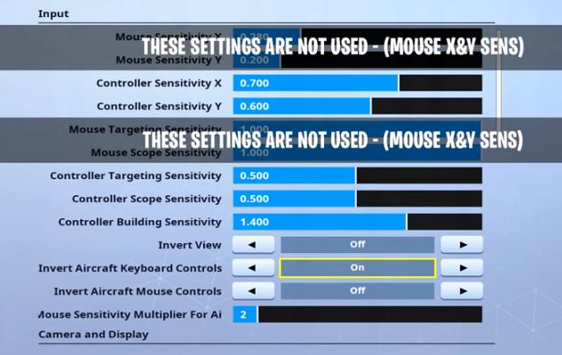 Nickmercs Fortnite Settings Amp Controller Keybinds Updated