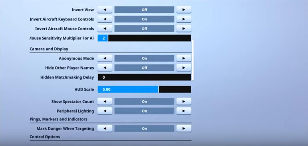 Nickmercs Fortnite Settings Keybinds Updated December 2019