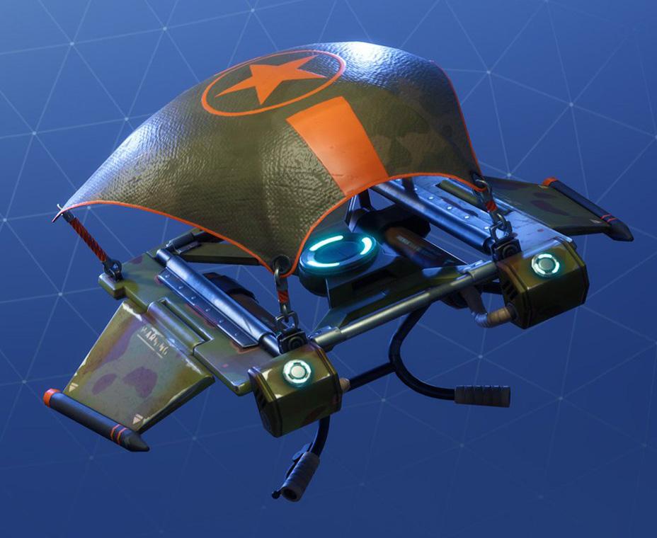 Aerial Assault One glider