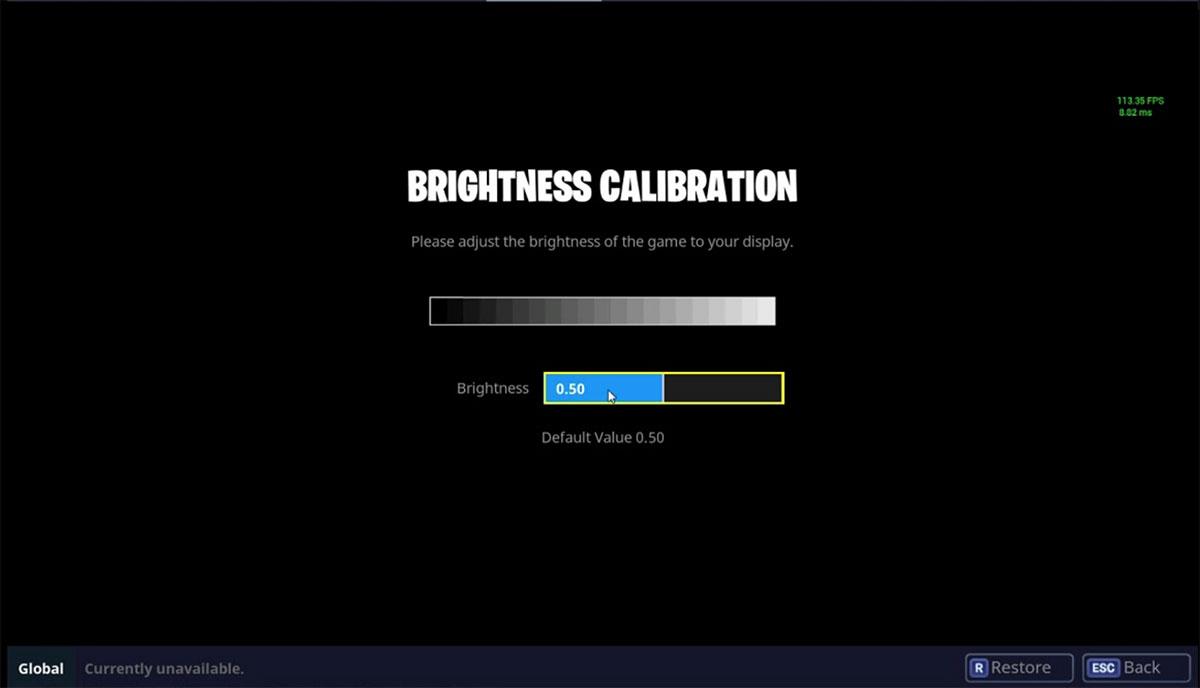 Best Monitor Settings for Fortnite Battle Royale - Increase Refresh ...