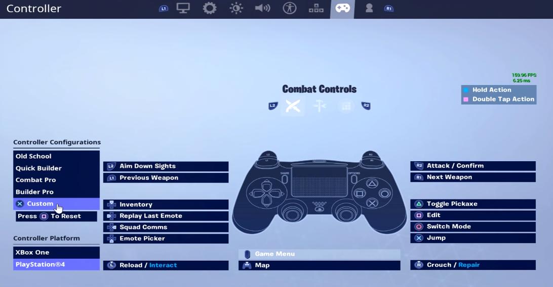 Ghost Kamo Combat Controls