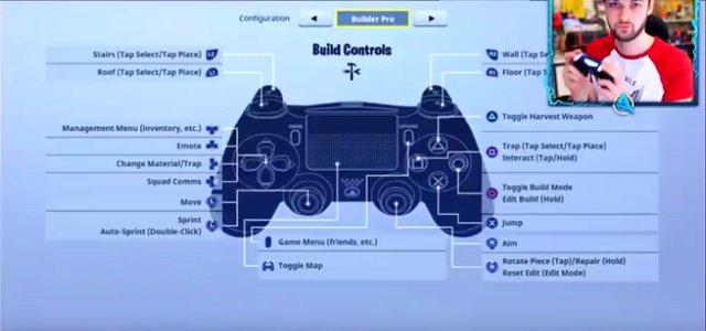 Ali A Fortnite Settings Amp Controller Keybinds Updated