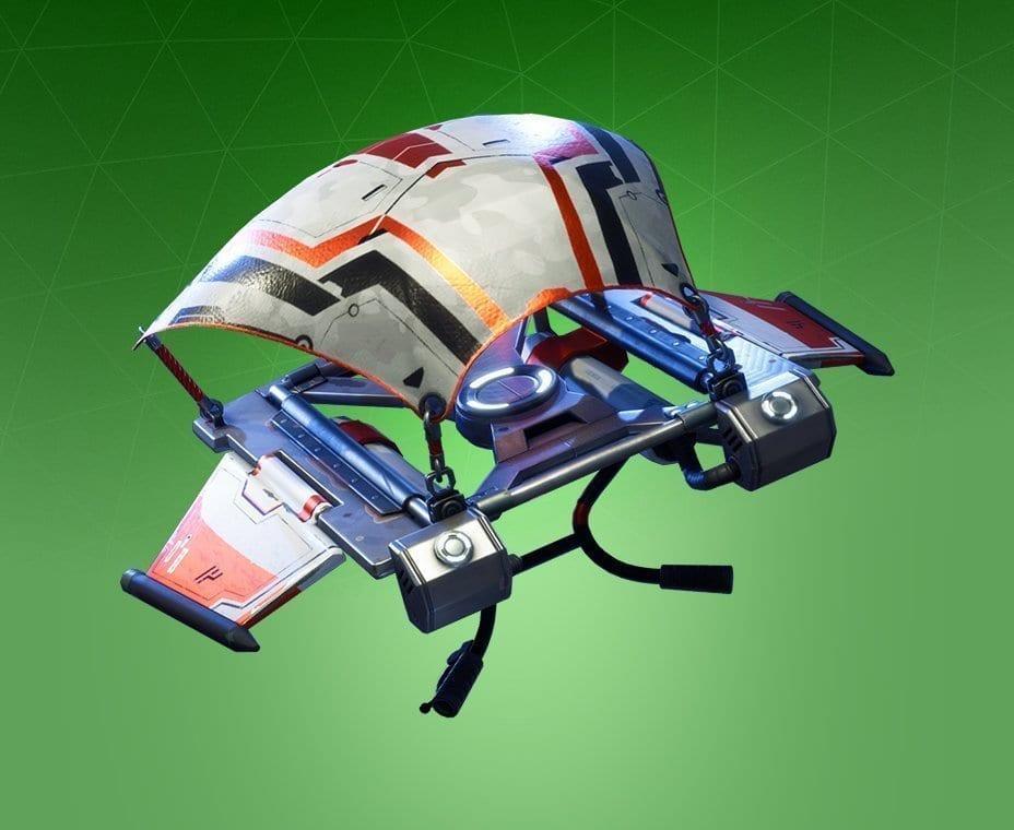 Rarest Gliders In Fortnite