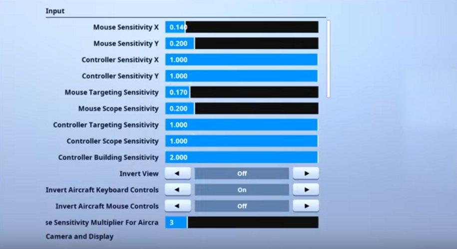 AIMHERO'S-game-setting