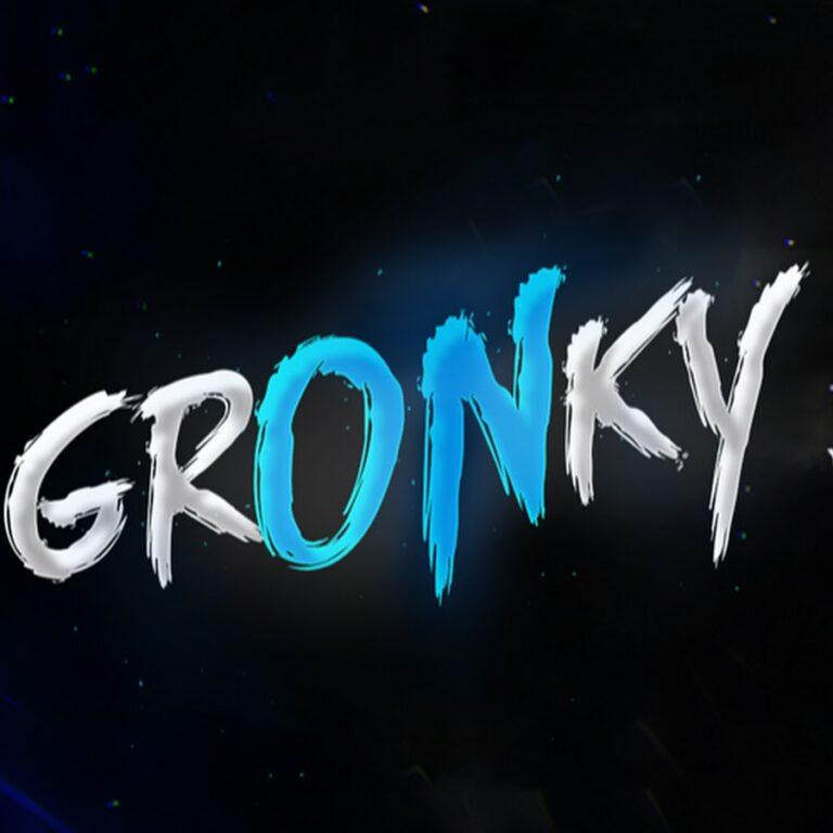 gronky fortnite settings