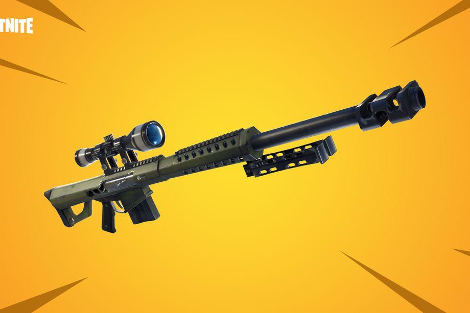 Fortnite Season 10 Weapon Guide